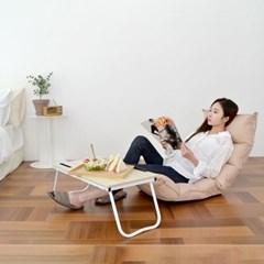 원룸쇼파 등받이좌식의자 모던 독서 의자