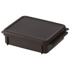 모던톤 블랙 밥 냉동보존용기S (자루포함)