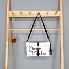 Eared Clutch Bag