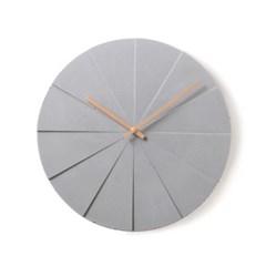 콘크리트지오메트릭벽시계