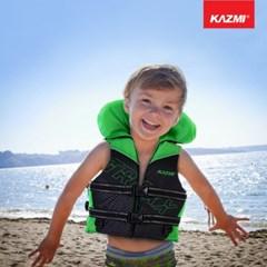 카즈미 트랙스 Z1 구명조끼 S / K8T3A005 유아 아동 물놀이용품