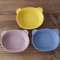 파스텔 실리콘 간식그릇- 3color_(2734733)
