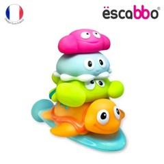 [ESCABBO]에스까보 서핑보드 바다친구 쌓기 5PCS