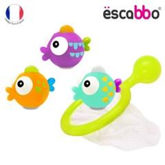 [ESCABBO]에스까보 열대어 낚시목욕놀이 4PCS