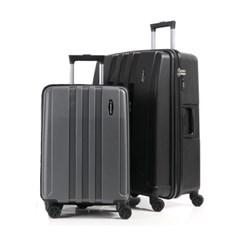 던롭 솔리드 DPP057 19+28인치 캐리어 가방 여행가방_(971503)