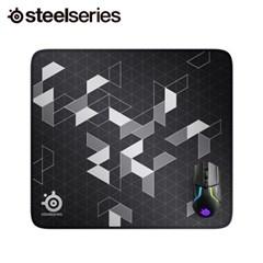 스틸시리즈 Qck+ Limited Edition 정품 마우스 패드_(1601493)
