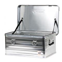 아베나키 알루미늄박스 N47 수납 트렁크정리함 다용도 수납정리함