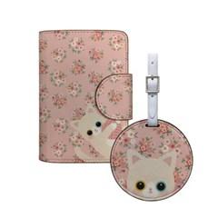 Travel set / minicats Sweet bouquet