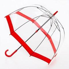 [펄튼 우산] Birdcage-1 [Red]