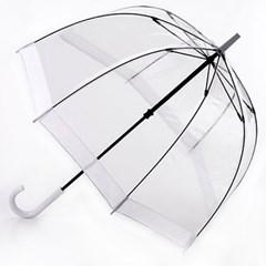 [펄튼 우산] Birdcage-1 [White]