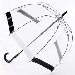 [펄튼 우산] Birdcage-1 [Black&White]