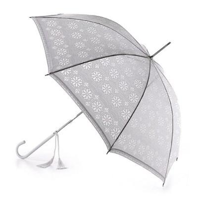 [펄튼 우산] Eliza-2 [Devore Lace White]