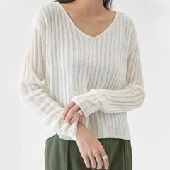 dear kind see-through knit_(1291477)