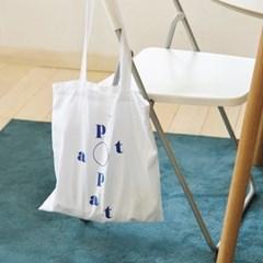 Pit a pat 에코백(blue)