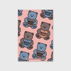 Bear pick-pink(엽서)_(1206791)