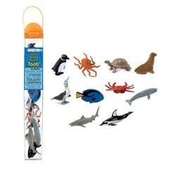 [사파리엘티디] 100308/태평양동물-튜브 동물피규어_(1374037)