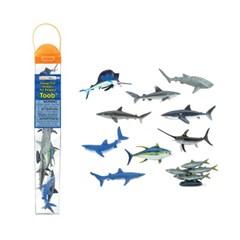 [사파리엘티디] 100265/회유어종-튜브 해양동물피규어_(1374330)
