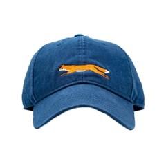 [Hardinglane]Adult`s Hats Fox on Navy