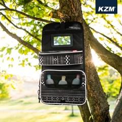 카즈미 패밀리 워시백 K9T3B007 /감성 캠핑가방 세면백 캠핑용품