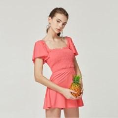 [쥴리앤칼라] JULIY OPS 2 Habana Swimsuit-Pink