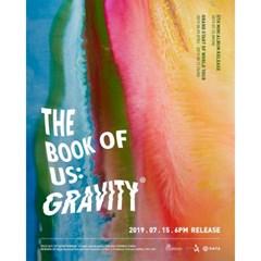 초도포스터/ 데이식스(DAY6) - 미니 5집 [The Book of Us : Gravity]