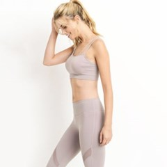 [monob]Contrast Strap Seamless Sports Bra (AT1962_VL_(2039437)