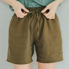 [Tencel] Shorts(khaki)