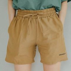 [Tencel] Shorts(beige)