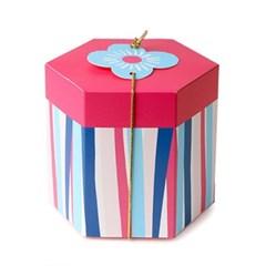 꽃 염색 담은 상자 (2set)