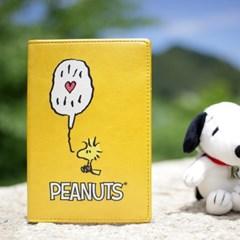 [Peanuts Acc]우드스탁 여권지갑 Woodstock passport (1721918)