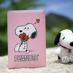 [Peanuts Acc]스누피 여권지갑 Snoopy passport (1721916)