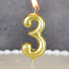 숫자초 골드 3