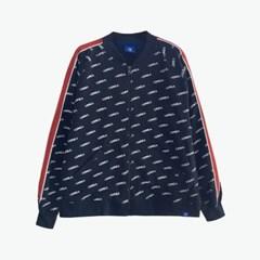 [티니타이거] 코리아 패턴 자켓 (네이비)