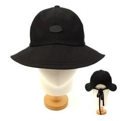 BKMT Backopen Black Bucket Hat 벡오픈버킷햇