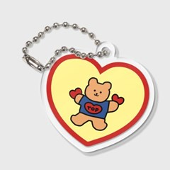 Bear heart double(키링)_(1212148)