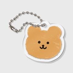 Dot bear(키링)_(1212150)