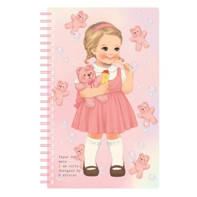 paper doll mate spring note/ ver.4_Julie