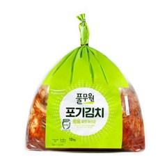 [풀무원]톡톡 포기김치 10kg