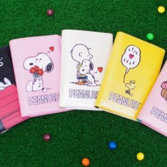 [Peanuts Bag&Acc]스누피 여권지갑 5종모음전(Snoopy pa_(1723163)