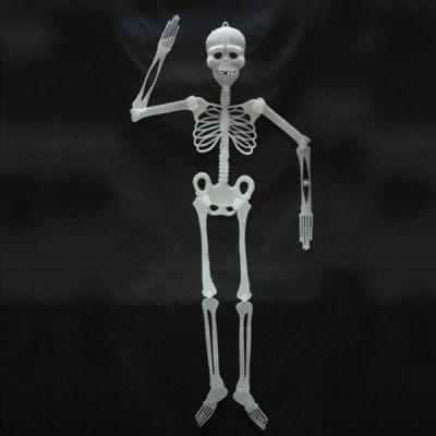 [파티스토리] 할로윈 야광전신해골모형(소)_(1339916)