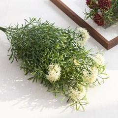 마레나플럼부쉬o 50cm FAIAFT 조화 꽃 인테리어소품_(1340983)