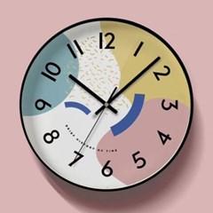 어반 유니크 벽걸이 시계(2 color)