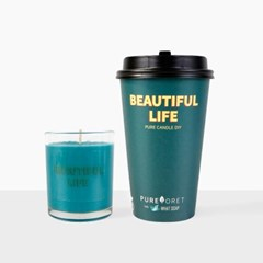 퓨어캔들DIY [BEAUTIFUL LIFE]