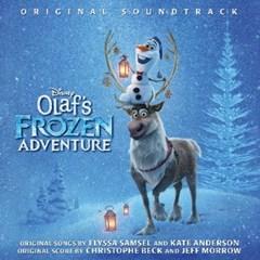 OLAFS FROZEN ADVENTURE O.S.T_(1184624)
