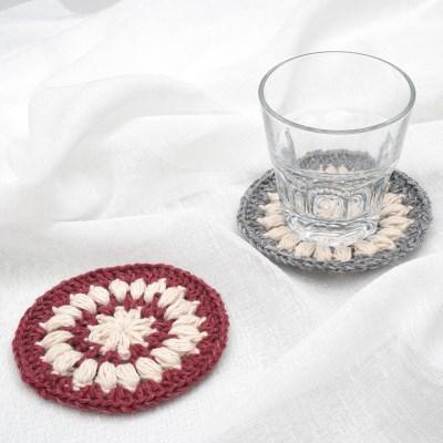 버블버블 컵받침 - 코바늘 키트