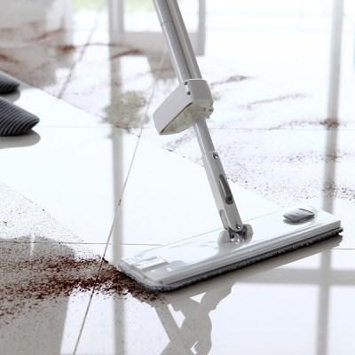 이지온 슬라이드 물걸레 밀대걸레 스프레이청소기