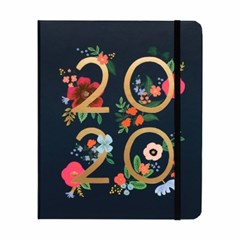 2020 WILD ROSE Covered Planner (17개월)