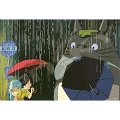 [이웃집 토토로] 퍼즐300-406 토토로(우산을쓰고)