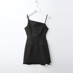 Jet-Set Unbal Mini Dress