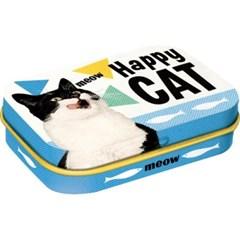 노스텔직아트[81341] Happy Cat